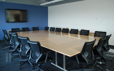 USGC meeting room
